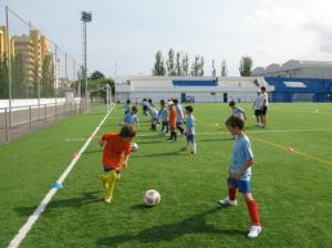 Campus de Fútbol 2009
