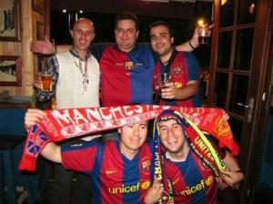 Final Champions League 2009